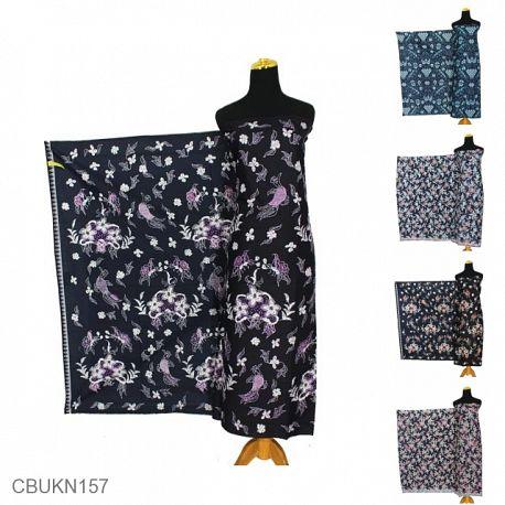 Kain Batik Cibulan Motif Nusantara