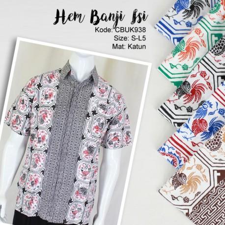 Kemeja Batik Banji Isi