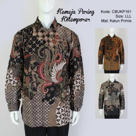 Kemeja Batik Panjang Primis Kotemporer LLL