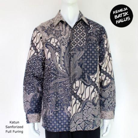 Kemeja Batik Panjang Furing Halus Peksi Dwipo