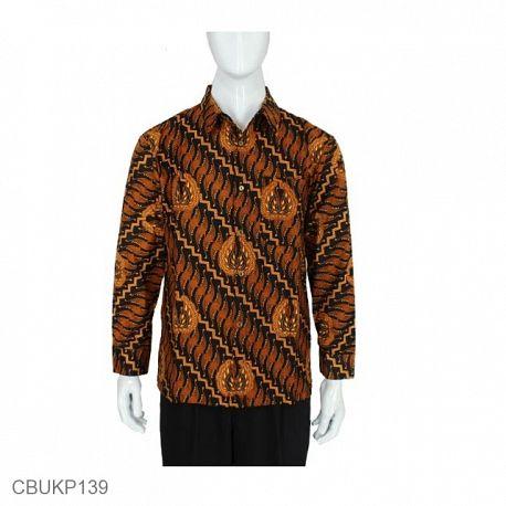 Kemeja Panjang Batik Gurdo Pancing