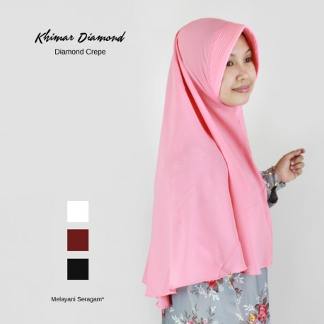 Khimar Diamond Pet Antem