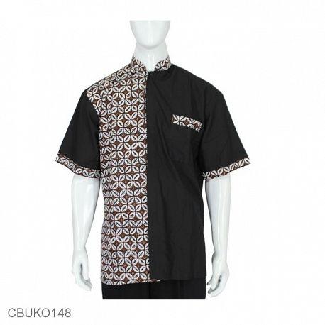Koko Batik Jumbo Katun Motif Kawung