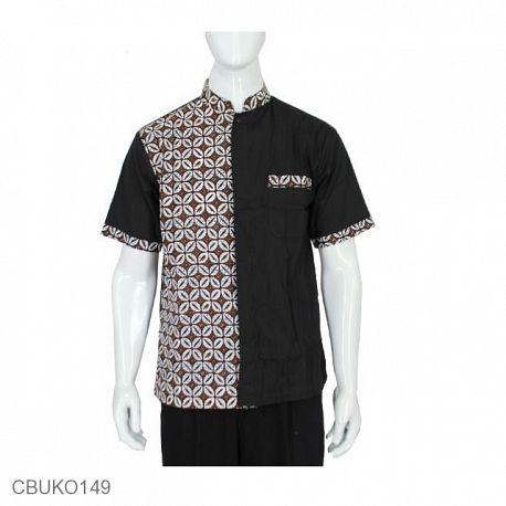 Koko Batik Katun Motif Kawung