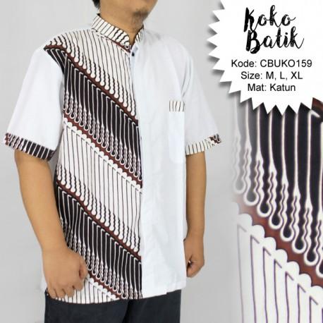 Koko Batik Katun Motif Parang Seling