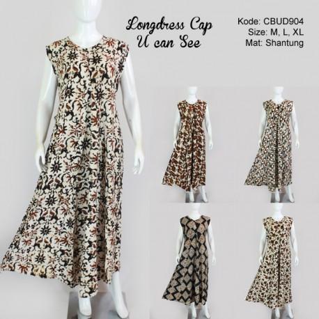 Longdress Batik Cap U Can See