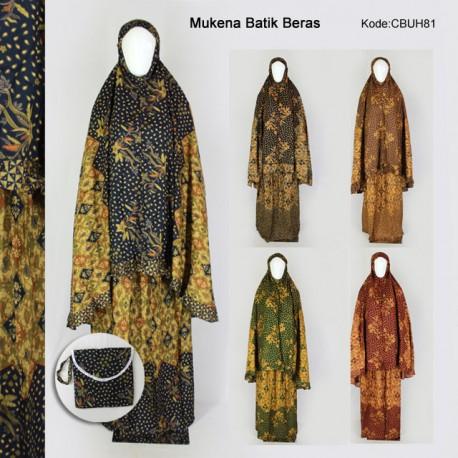 Mukena Bunga Etnik