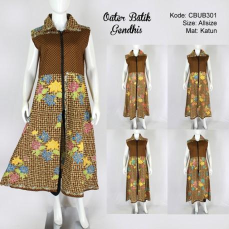 Outer Batik Gendis Kawung