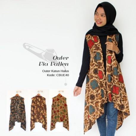 Outer Batik Via Vallen