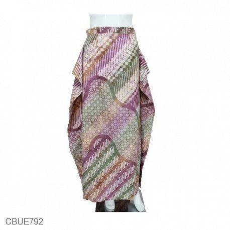Rok Batik sayap Cassandra
