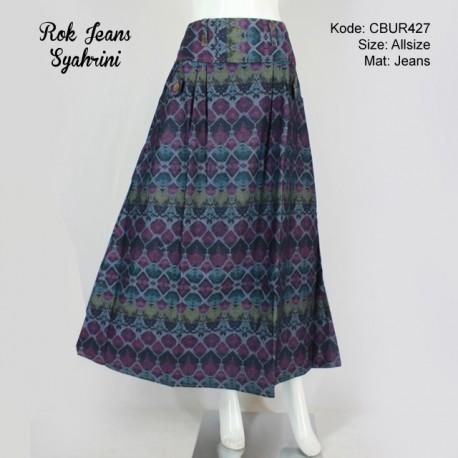 Rok Jeans Syahrini Ulala