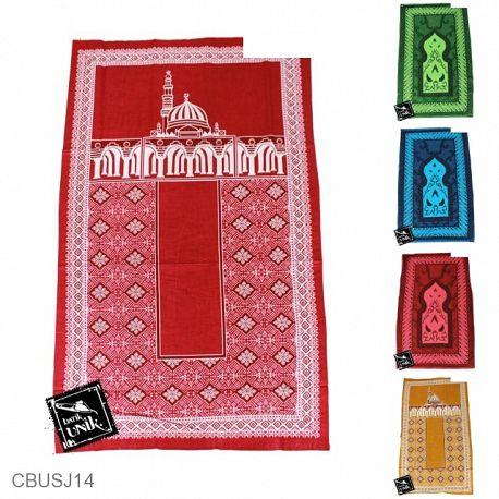 Sajadah Batik Motif Parang