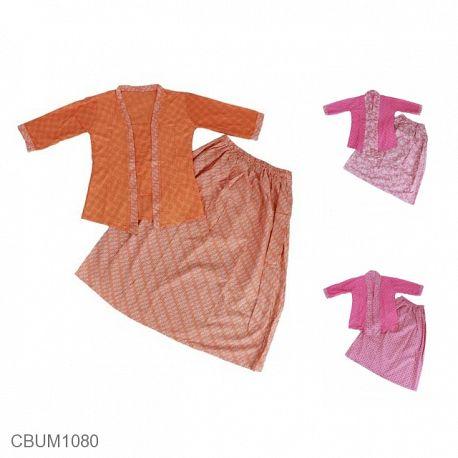 Setelan Kebaya Anak Jasmine Size XL