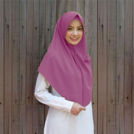 Simple Instan Hijab Naura Pet Antem