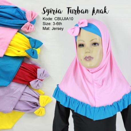 Syiria Turban Anak