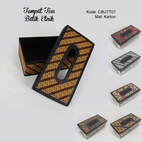 Tempat Tisu Batik Etnik