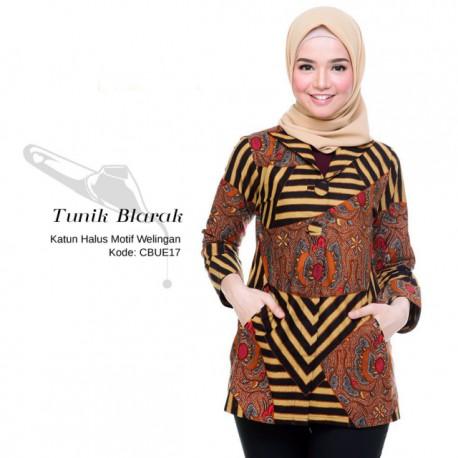 Tunik Batik Blarak Motif Welingan