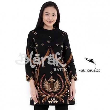 Tunik Batik Blarak Motif Garuda