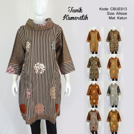 Tunik Batik Kamaratih Etnik