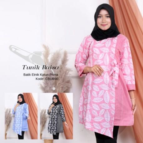 Tunik Raisa Modern Batik