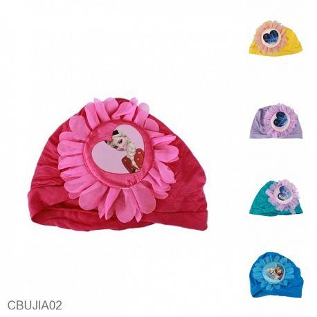 Turban Bayi Bunga Masha Frozen
