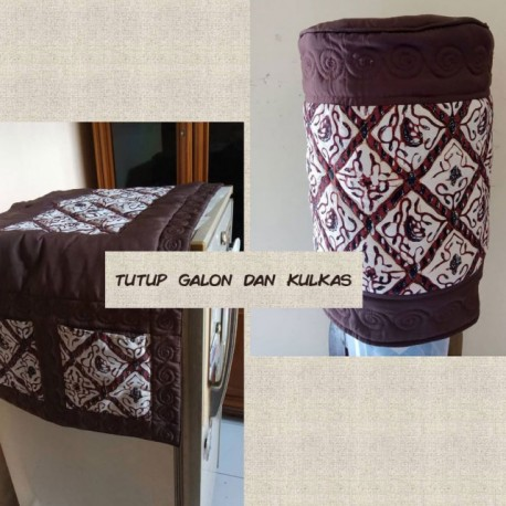 Tutup Galon Batik