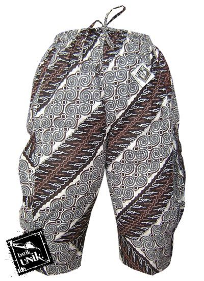 Celana Panjang Batik Motif Jogja Celana Murah Batikunik Com