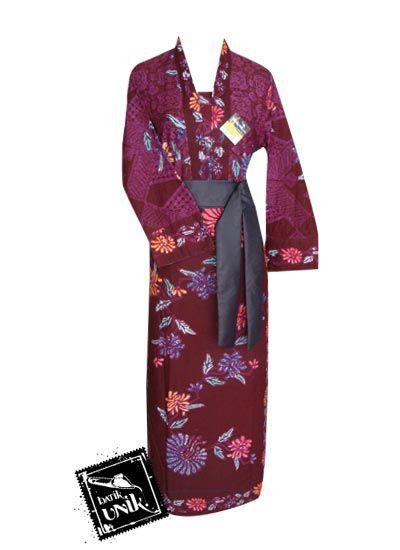 Baju Gamis Obi Corak Batik 28 Images Batik Bagoes Baju