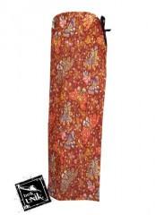 Rok Batik Lilit Jarik Lipit Motif Taman Kupu