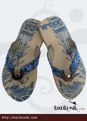Sandal Batik Jogja Anak Motif Unik ( 26-30 )