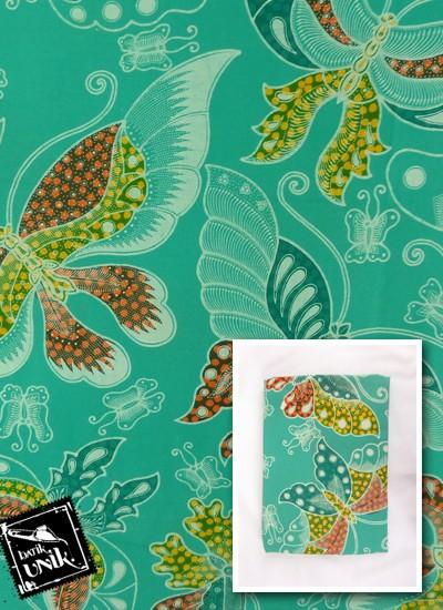 Kain Batik Semi Tulis Colet Motif Cagar Alam Kain Batik Tulis