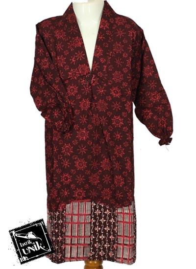 Baju Batik Sarimbit Keluarga Motif Cap Tumpal