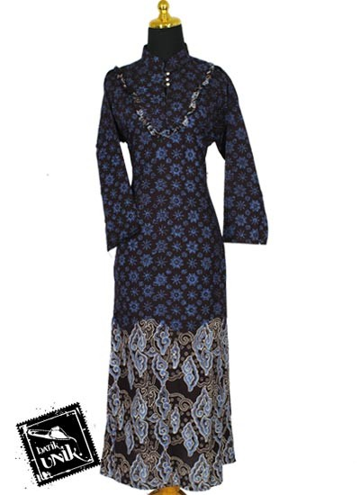Baju Batik Sarimbit Keluarga Motif Cap Tumpal Sarimbit