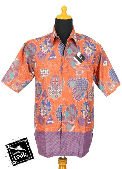 Baju Batik Sarimbit Gamis Motif Golong Warna Sarimbit