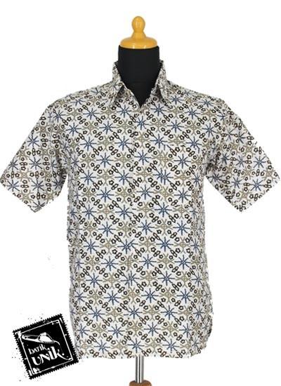Baju Batik Sarimbit Dress Motif Onengan Modern