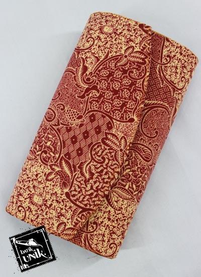 Dompet Batik Magnet Motif Batik Indonesia