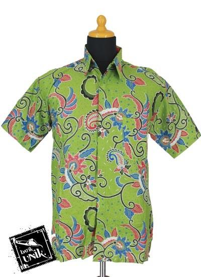 Baju batik sarimbit gamis kombinasi motif cempa mekar Baju gamis batik hijau tosca