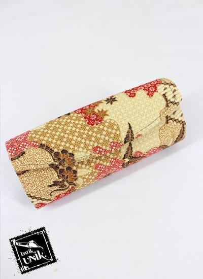 Dompet Batik Magnet Motif Batik Kepulauan
