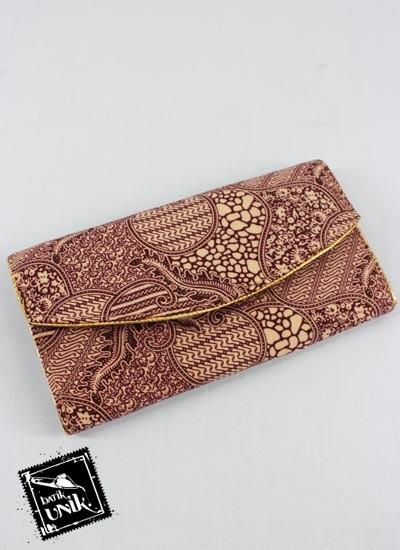 Dompet Batik Magnet Motif Batik Indonesia 2