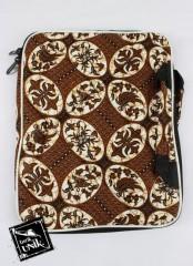 Tas Batik Laptop Motif Batik Kontemporer Jawa 10 Inchi