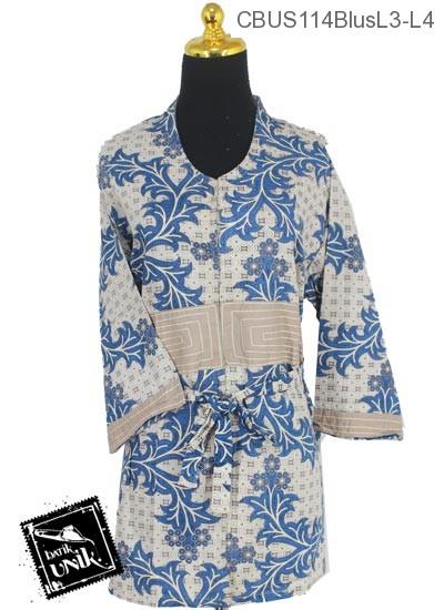 Baju Batik Terbaru  Sarimbit Motif Batik Terbaru  Ceker Ayam L3-L4