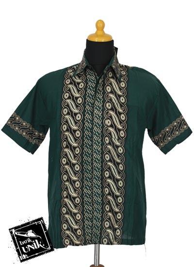 Baju Batik Terbaru  Sarimbit Blus Motif Parang Peni