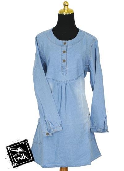 Baju Blus Jumbo Panjang Huqueen Jeans