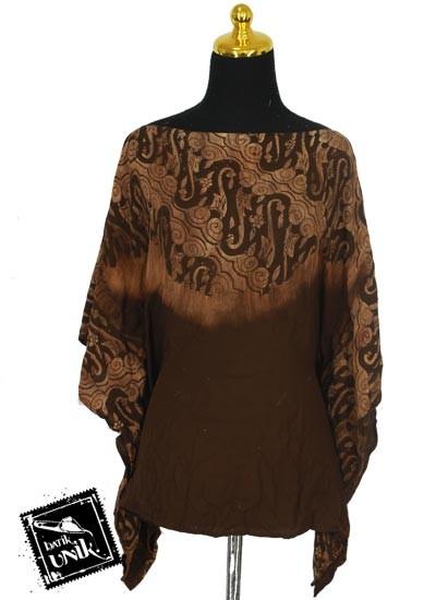 Baju Batik Exclusive Kelelawar Motif Kotemporer Parang