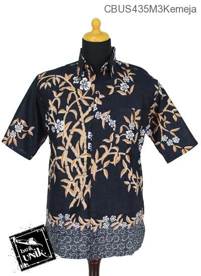 Baju Batik Sarimbit Gamis Motif Bambu Amoeba Sarimbit