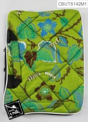 Tas Laptop 12 inc Motif Campuran Batik Warna