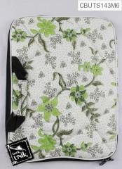 Tas Laptop 14 inc Motif Campuran Batik Warna