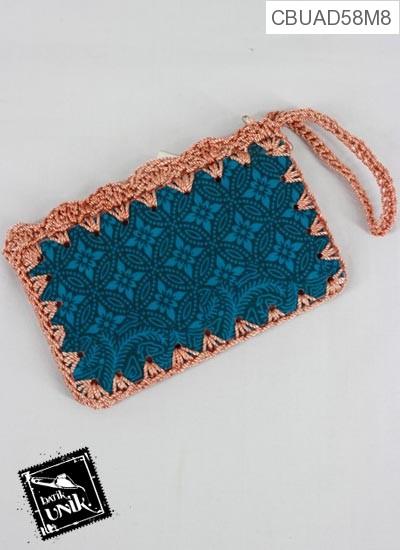 Dompet Batik Motif Kotemporer Warna