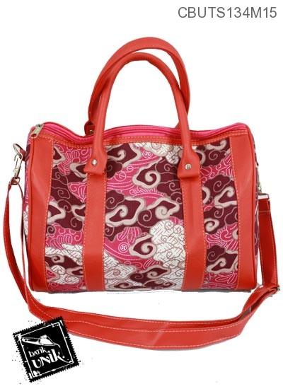 Tas Speady Mini Motif Campuran Batik Warna