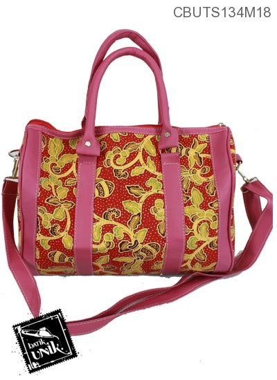 Tas Speady Mini Motif Campuran Batik Warna